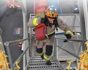 May 4-5: Scott Safety Firefighter Combat Challenge in Tinley