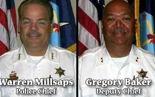 South Holland Police Chief Warren Millsaps Retires