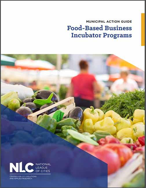 NLC food action guide