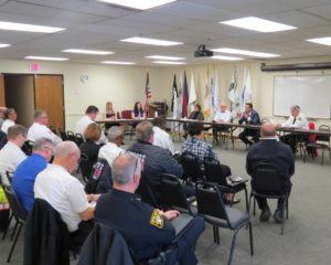 Public Safety Committee meets with St. James official on impact of Chicago Heights' closing