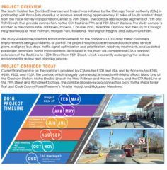 South Halsted Bus Corridor Enhancement Project final report released