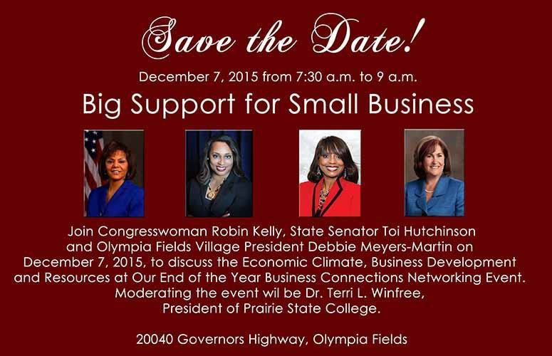 small biz save the date