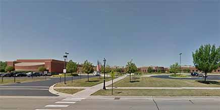 former central middle school in tinley