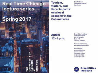 April 5: Tourism, visitors and fiscal impacts in the Calumet area