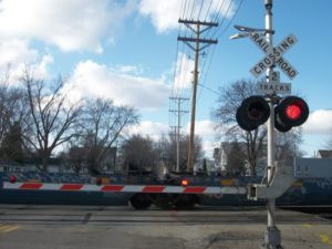 Funding opportunity: Local Rail / Highway Grade Crossing Safety Program