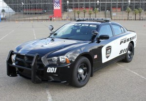 2014 Dodge Charger Police Chase Vehicle