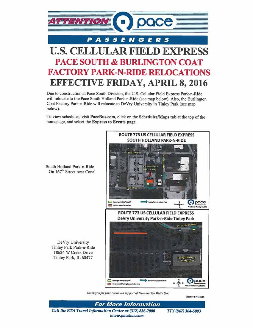 Pace - US Cellular Express