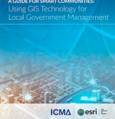 Using GIS technology for smart local government management