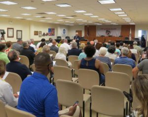 Blue Island's MetroSouth Summit draws more than 200 first responders, medical professionals, communi
