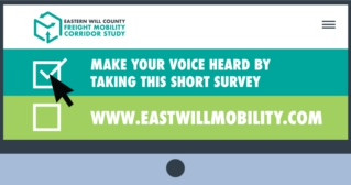 Will County Division of Transportation seeks input on transportation mobility study