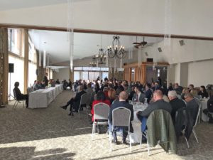 SSMMA presents legislative priorities to lawmakers at annual breakfast
