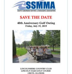 July 19: Please save the date for SSMMA's 40th Anniversary Golf Outing