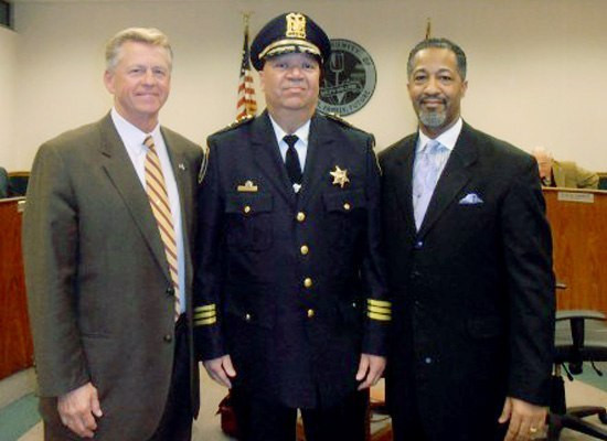 South Holland's new police chief