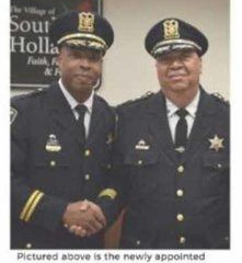 South Holland appoints new Police Chief