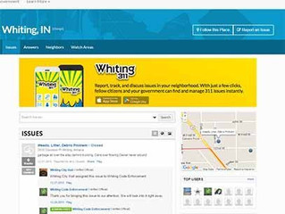 Whiting unveils 311 phone app to improve community engagement