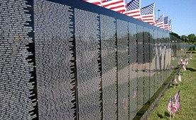 The Moving Wall Vietnam memorial coming to Hazel Crest