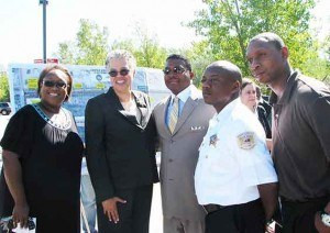 Cook County Funds Center Street Road Project