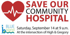Sept. 14: Rally to save MetroSouth Medical Center