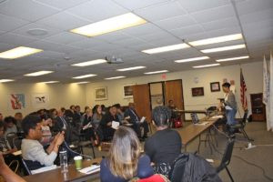 Field Foundation Information Session on community empowerment