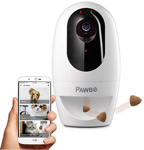 Pawbo + Pet Camera