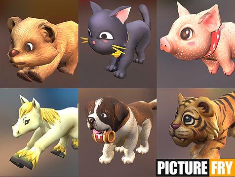 cute animal pack01.jpg