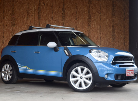 MINI CROSSOVER COOPER SD MARIN