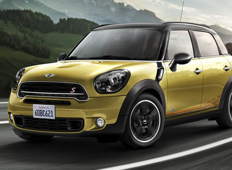 MINI CROSSOVER COOPE SD Sunlight