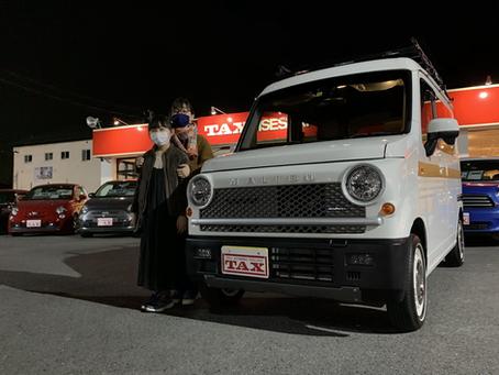 N-VAN MALIBU 納車