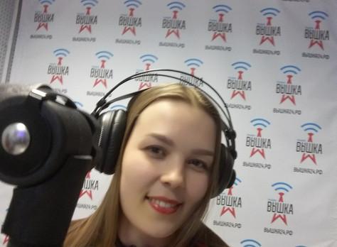 Вечер online с Еленой Красноперовой на РадиоВышка