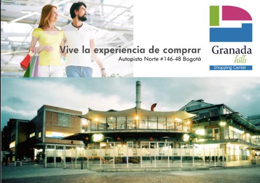 Centro Comercial Granada Hills