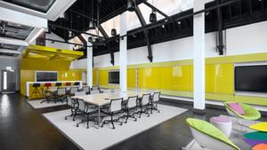 INNOVATION HUB, VHI HQ