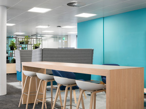 Square shortlisted in the Fit Out Awards 2017