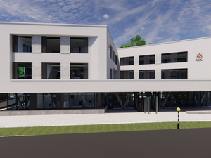 Planning granted for RCSI Connolly Hospital