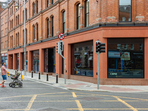 George's Street Hotel reached Practical Completion