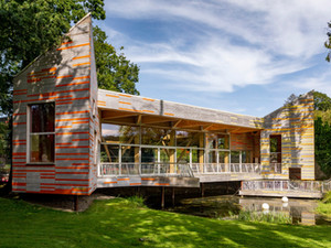 Elizabeths Tree House Barretstown Fit Out Project - Tourism & Leisure Winner