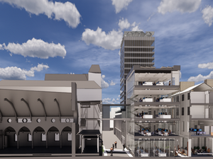 Extension to the historic Mercantile Marine Office building granted planning permission
