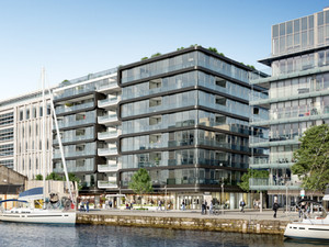 Hanover Quay CGIs featured in Indo Business Article