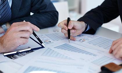 Financial Consultaton, Rceive Link Fanincial Analysis, Financial Reports Review, Financial Consulting