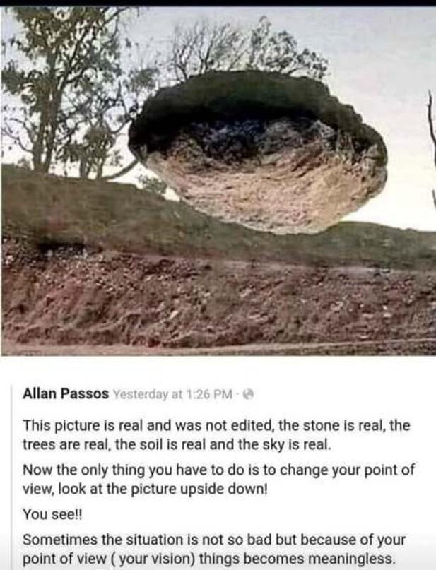 Perspective Change Image