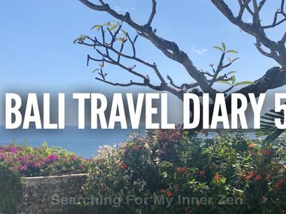 Bali Travel Diary 5 – Seminyak