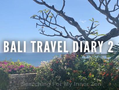 Bali Travel Diary 2 – Gianyar