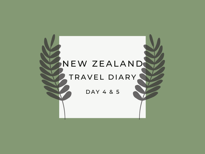 New Zealand Travel Diary 3 – Remarkables
