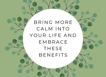 5 powerful benefits of staying calm