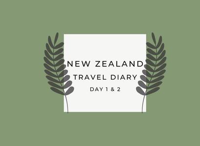 New Zealand Travel Diary 1 – Coronet Peak