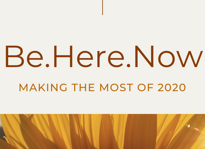 How to turn 2020 into your best year yet!