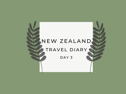 New Zealand Travel Diary 2 – Queenstown