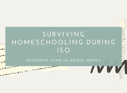 My survival experience from homeschooling during lockdown