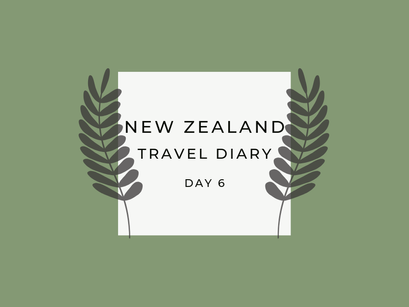 New Zealand Travel Diary 4 – Skyline, Gondola & Luge