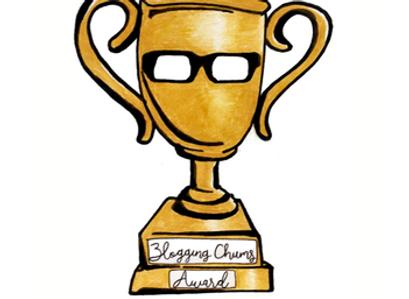 The Blogging Chums Award