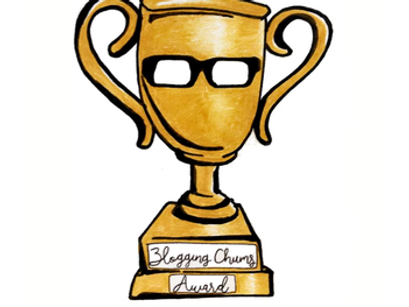 The Blogging Chums Award